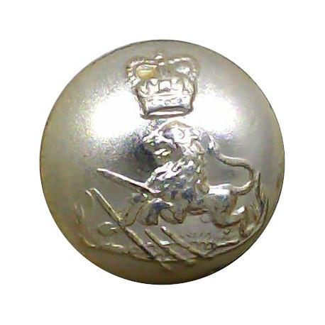 Birmingham City Police 19mm - Pre-1974  Chrome-plated Police or Prisons uniform button