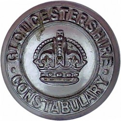 West Riding Of Yorkshire Constabulary 17.5mm - Pre-1968 Chrome-plated Police or Prisons uniform button