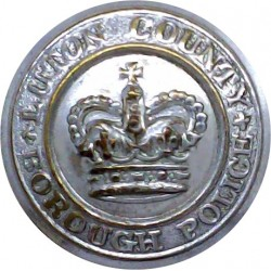 UK Atomic Energy Authority Constabulary 25.5mm - FL Chrome-plated Police or Prisons uniform button