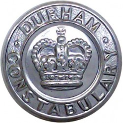 Manchester Ship Canal Police 17mm Chrome-plated Police or Prisons uniform button