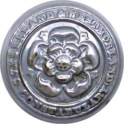 Leeds City Police - Coat Of Arms Pattern 23mm - Pre-1974 White Metal Police or Prisons uniform button