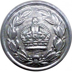 Doncaster County Borough Police 17.5mm - 1952-1968 with Queen Elizabeth's Crown. Horn Police or Prisons uniform button