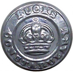 British South Africa Police (BSAP Scroll) 19.5mm - No Crown Brass Police or Prisons uniform button