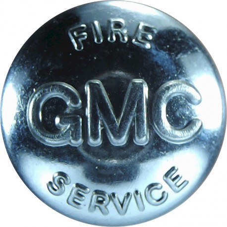 National Fire Service (NFS) Button 17mm - 1941-1948  White Metal Fire Service uniform button