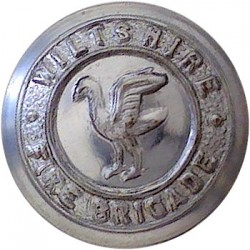 British Broadcasting Corporation - BBC - 1963-1971 23mm - Silver Colour  Plastic Civilian uniform button