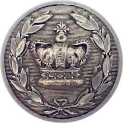 St John Ambulance Brigade 25.5mm Anodised Civilian uniform button