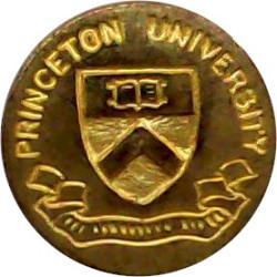 British Red Cross Society (Cross Only) 17mm Brass Civilian uniform button