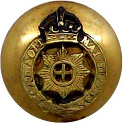 Thomas Cook & Son Ltd (Tour Guides) 17mm  Gilt Civilian uniform button