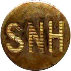 City Of London Club 26.5mm Gilt Civilian uniform button