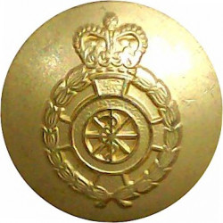 Australind Steam Shipping Company - Shipping Button 23mm - Roped Rim  Gilt Merchant Navy or Shipping uniform button