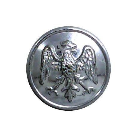 Merchant Navy (Roped Inner, Plain Outer Rim) 23mm  Gilt Merchant Navy or Shipping uniform button