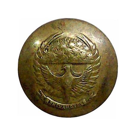 Merchant Navy (Roped Inner, Plain Outer Rim) 19.5mm  Gilt Merchant Navy or Shipping uniform button