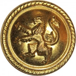 British Petroleum Tankers - Shipping Button - Roped 21mm - Post-1955  Gilt Merchant Navy or Shipping uniform button