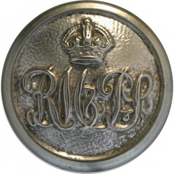 Belfast Corporation Transport 17.5mm - Black  Horn Transport uniform button