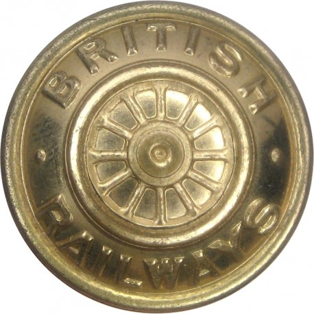 Shaw Savill & Albion - Shipping Button - Roped Rim 19mm - Lined  Silver-plated Merchant Navy or Shipping uniform button