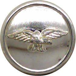 Bucknall Shipping Line - Unlined Background - Roped 21mm - Pre-1914 Gilt Merchant Navy or Shipping uniform button