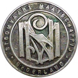 Bristol Tramways & Carriage Company Limited 25.5mm Chrome-plated Transport uniform button
