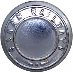 Southampton Corporation Transport 16.5mm Chrome-plated Transport uniform button