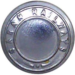 Southampton Corporation Transport 16.5mm  Chrome-plated Transport uniform button