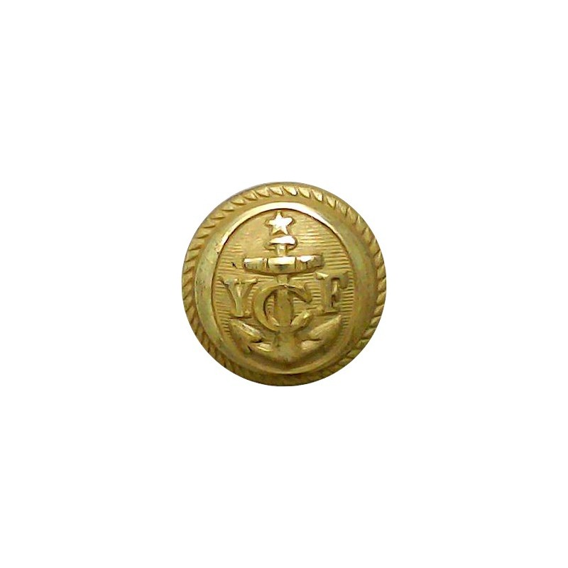 Royal Motor Yacht Club Jacket Button