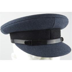 Royal Air Force Male Officers Peaked Cap (No Badge) Unworn Condition   Hat, cap or helmet
