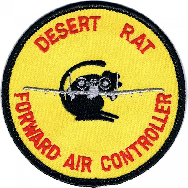 Gulf War Cloth Badges