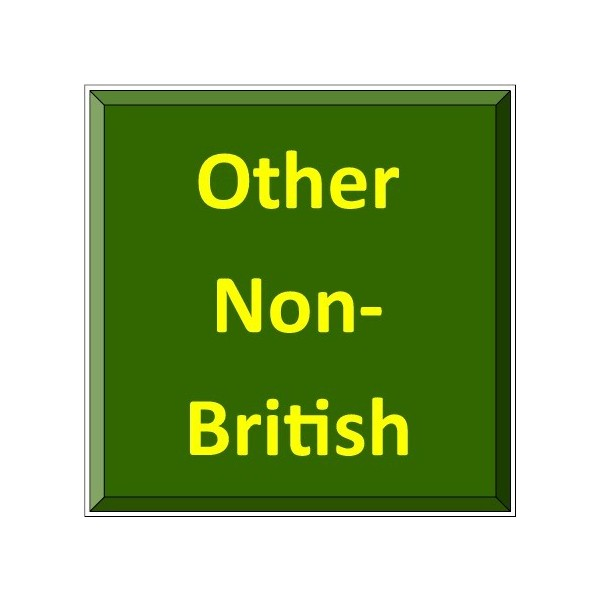 Other Non-British