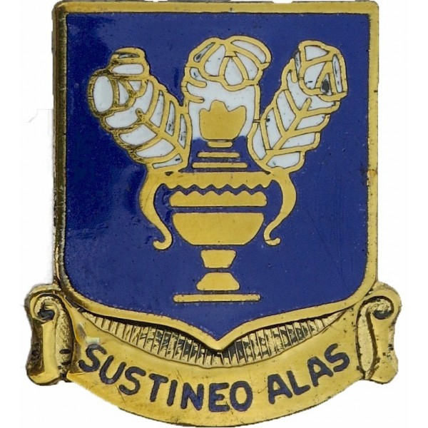 US Army Distinctive Insignia (DI's)