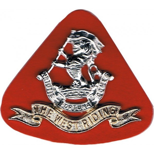 Staybrite Army Cap Badges