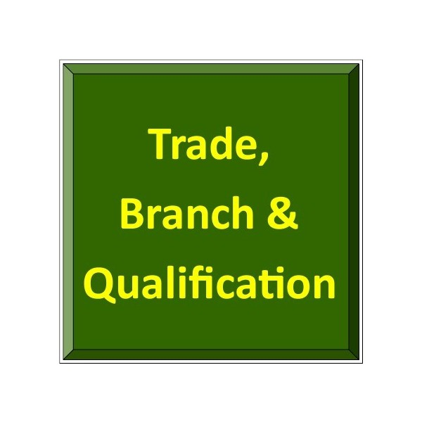 Qualification Badges