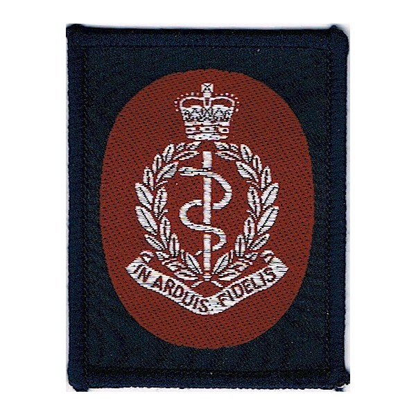 Army Other Ranks' Cloth Cap Badges