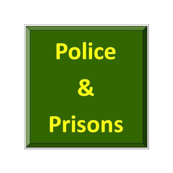 Police & Prisons