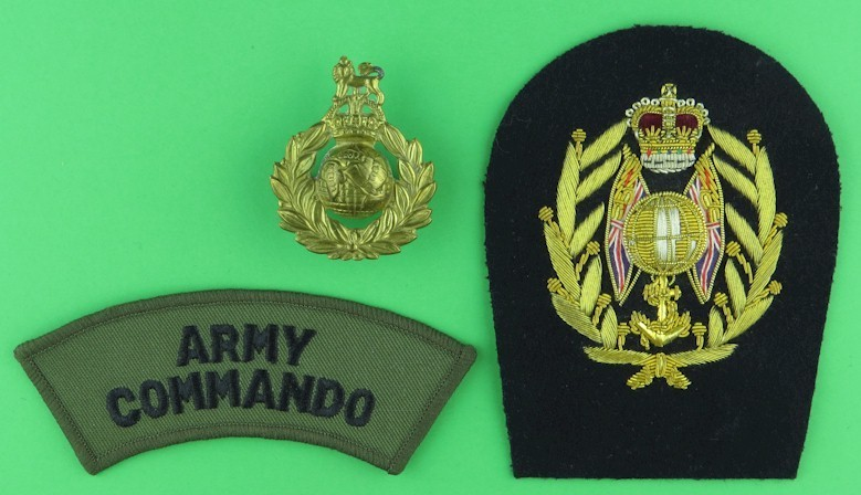 Navy, Marines & Commando