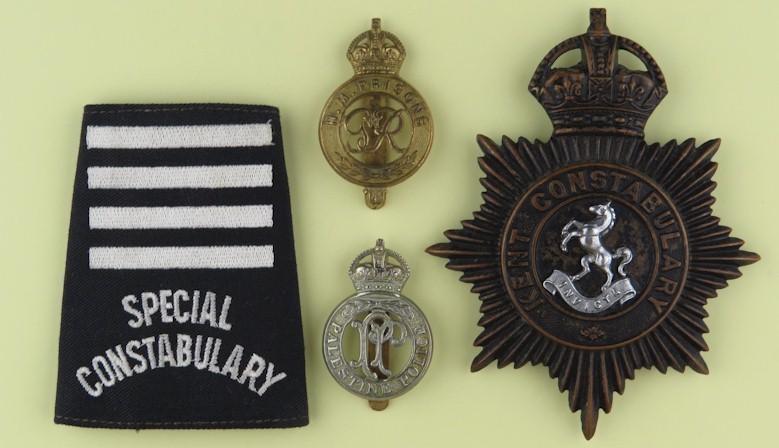 Police & Prisons Insignia