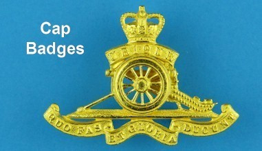 Cap badges for sale